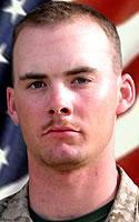 Marine Lance Cpl. Chad B. Maynard