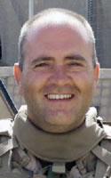 Marine Master Sgt. Brian P. McAnulty