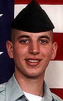Army Pfc. Ryan M. McCauley