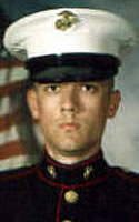 Marine Pfc. Daniel B. McClenney