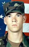 Army Spc. Donald R. McCune