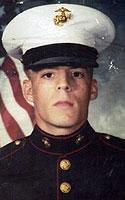 Marine Sgt. Brian  McGinnis
