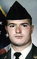 Army Spc. David M. McKeever