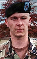 Army Spc. Eric S. McKinley