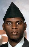 Army Spc. Antoine J. McKinzie