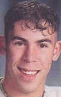 Marine Lance Cpl. Daniel M. McVicker