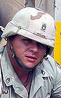 Army Staff Sgt. Oscar D. Vargas Medina