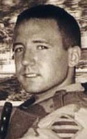 Army Sgt. John  Mele