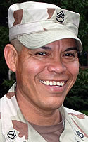 Army Staff Sgt. Julian S. Melo