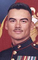 Marine Gunnery Sgt. Joseph  Menusa
