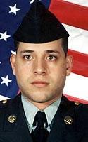 Army Spc. Gil  Mercado