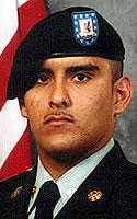 Army Sgt. Berry K. Meza