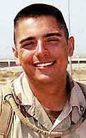 Army Spc. Michael G. Mihalakis
