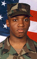 Army Pfc. Bruce  Miller Jr.
