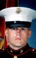 Marine Lance Cpl. Clinton J. Miller