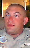 Army Spc. Sean R. Mitchell
