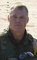 Army Sgt. David A. Mitts