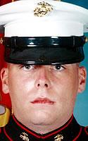 Marine Lance Cpl. Scott T. Modeen