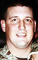 Marine Lance Cpl. Brian P. Montgomery