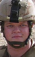 Army Spc. Ryan J. Montgomery
