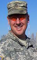 Army Staff Sgt. Christopher  Moore