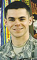 Army Cpl. Joshua M. Moore