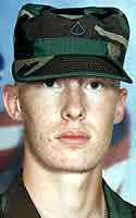 Army Pvt. Joshua M. Morberg