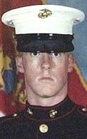 Marine Capt. Brent L. Morel