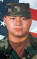 Army Sgt. Gerardo  Moreno