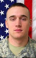 Army Pfc. Adam J. Muller