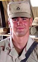 Army Spc. Nathan W. Nakis