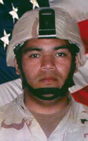 Army Staff Sgt. Joe A. Narvaez