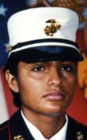 Marine Lance Cpl. Juana  NavarroArellano