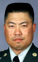 Army Sgt. 1st Class Tung M. Nguyen