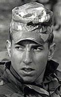 Army Sgt. Maj. Robert D. Odell