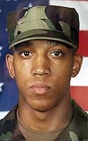 Army Spc. Charles E. Odums II