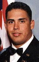 Army 1st Lt. Osbaldo  Orozco