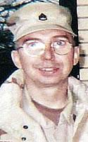 Army Staff Sgt. Billy J. Orton