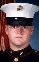 Marine Lance Cpl. Rex A. Page