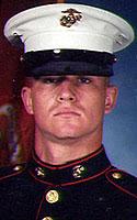 Marine Cpl. Joshua D. Palmer