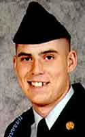 Army Staff Sgt. Dale A. Panchot