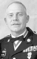 Army Master Sgt. William L. Payne