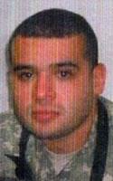 Army Sgt. Roger P. Pena Jr.