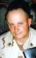 Army Staff Sgt. Gregory V. Pennington