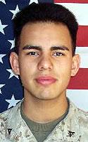 Marine Lance Cpl. Richard A. Perez Jr.