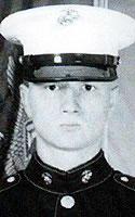 Marine Lance Cpl. Neil D. Petsche