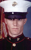 Marine Pfc. Chance R. Phelps
