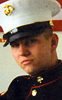 Marine Lance Cpl. James R. Phillips