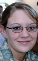 Army Sgt. Amanda N. Pinson