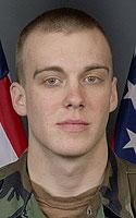 Army Spc. Derek J. Plowman